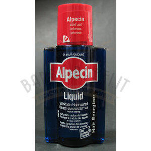 Alpecin Liquid Tonic caffeina 200 ml.
