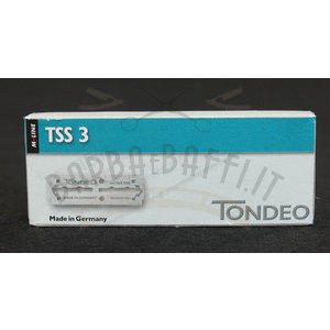 Lame Tondeo Lunghe TSS3 pacchetto 10 pz