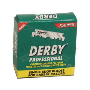 Lamette Derby professional 100 mezze lame