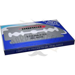 Lametta Dorco Platinum ST300 stecca 10 pacchetti