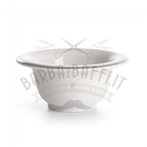 Muhle Ciotola Saponata Porcellana Bianca MU-RN11