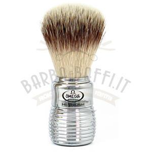 Pennello da Barba Omega Finto Tasso Sintetico 46113