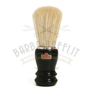 Pennello da barba professionale in pura setola Omega 20106