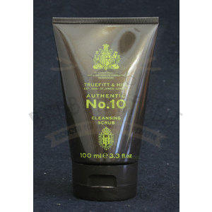 Truefitt & Hill Authentic Nº10 detergente prebarba 100 ml.