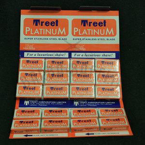 Lametta da barba Treet Platinum stecca 200 lamette