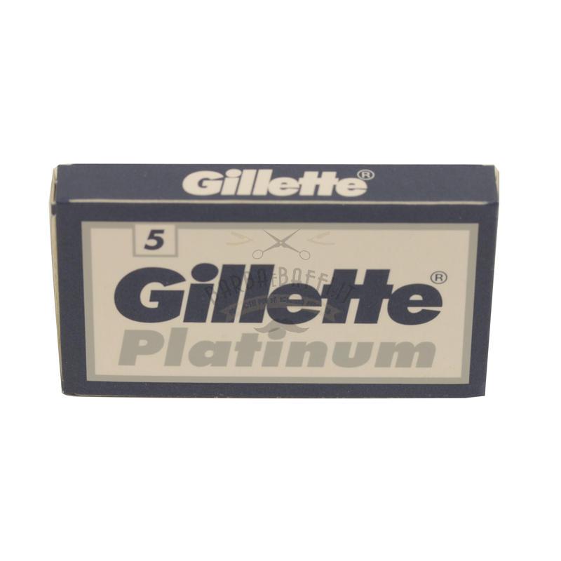 Lametta Gillette Platinum Plus 5pz