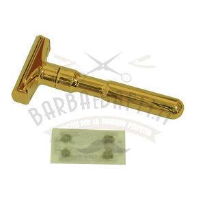 Rasoio Merkur Futur Gold 702 003