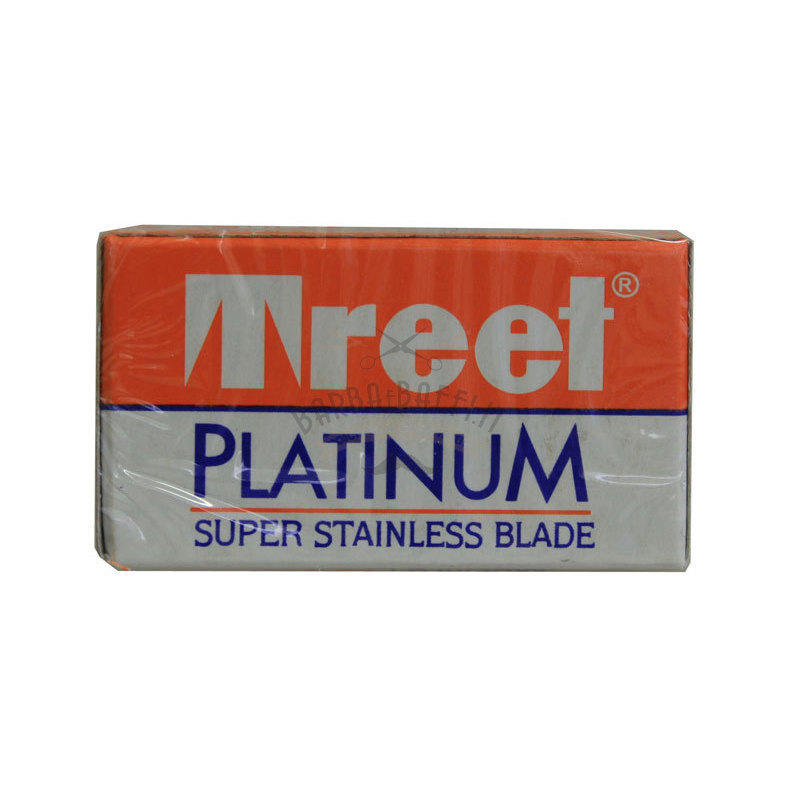 Lamette Treet Platinum premium quality 1 pacchetto da 5 lame