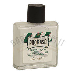 Proraso dopobarba Crema Liquida Eucalipto e Mentolo Rinfrescante 100 ml