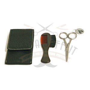 Alpen Set Barba Baffi 6890R Nero