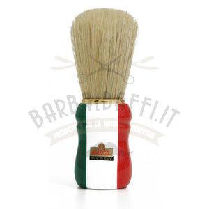 Pennello da barba Omega Manico Italia Setola 21762