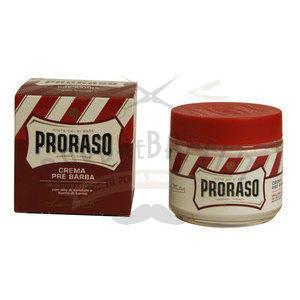 Proraso crema pre e dopo barba Sandalo e Karitè 100 ml
