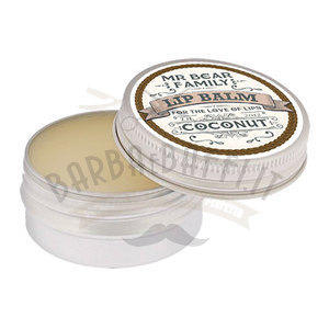 Lip Balm Coconut 15 ml Mr Bear Family