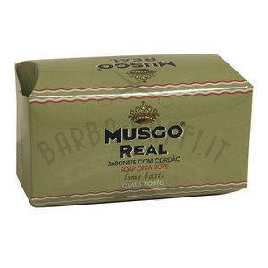 Musgo Real Saponetta in Corda Lime Basil  190gr