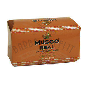 Musgo Real Saponetta in Corda Spiced Citrus 190gr