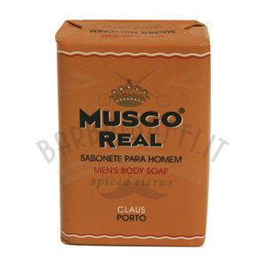Musgo Real Saponetta Spiced Citrus 160gr