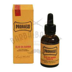 Olio Barba Wood and Spice Proraso 30 ml