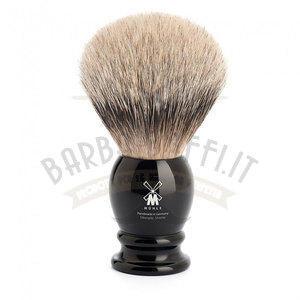 Muhle Pennello da Barba Tasso Argentato 95K256
