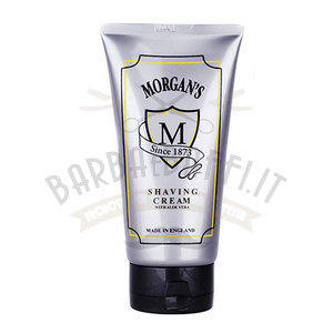 Morgan's Shaving Cream Crema Rasatura 150ml