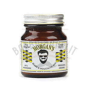 Morgan's Beard e Moustache Wax 50ml