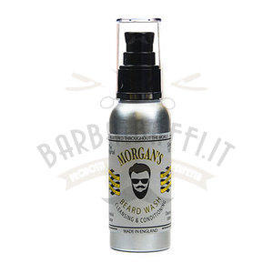 Morgan's Beard Wash Shampoo Barba 100 ml