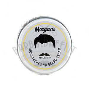 Morgan's Moustache e Beard Cream 75ml