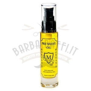 Morgan's Pre Shave Oil 50ml