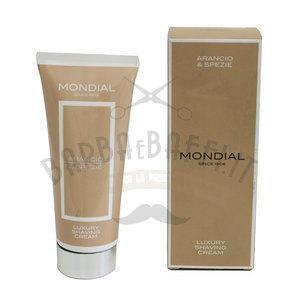 Mondial Crema da barba arancio e spezie 75 ml