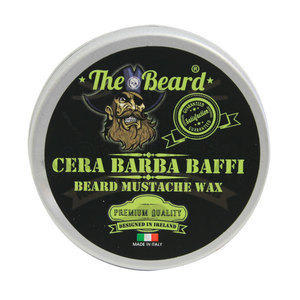The Beard Cera Barba e Baffi 50ml