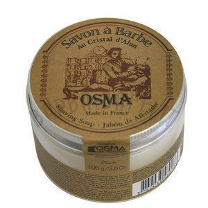 Osma Sapone da Barba Cristalli d'Allume 100 gr