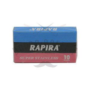 Pacchetto 10 Lamette Barba Rapira classic S. Stainless