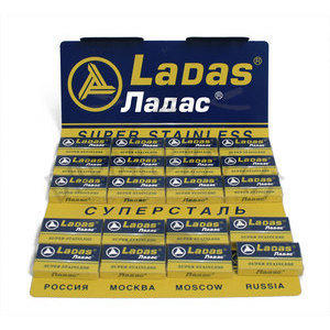 Lame Ladas Super Stainless Stecca 20 pc da 5 lame