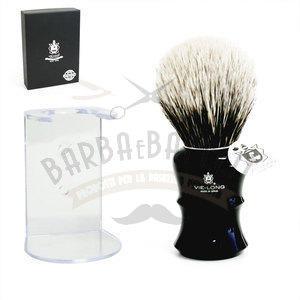 Pennello Barba Tasso Argentato Vie-Long Ed. limitata