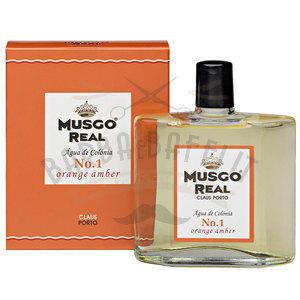 Acqua di colonia Musgo Real No. 1 Orange Amber
