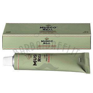Crema da barba Musgo Real Lime Basil 100 ml.