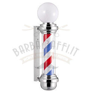 Insegna luminosa Barber Shop Vintage Sfera