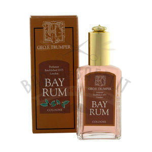 Bay Rum Cologne Geo.F.Trumper Glass 50 ml