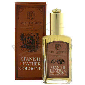 Spanish Leather After Shave Geo.F.Trumper Glass 100 ml