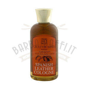 Spanish Leather Cologne Travel Geo. F. Trumper' 100 ml