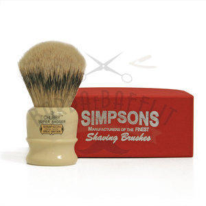 Pennello da Barba Chubby CH3 Super Badger Simpsons