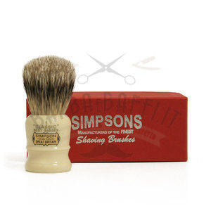 Pennello da Barba Classic CL1 Best Badger Simpsons