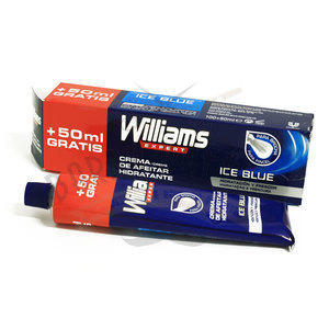 Williams Crema da Barba Ice Blue 150 ml