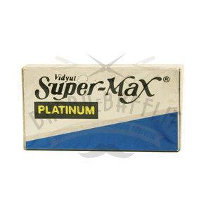 Lametta da Barba Supermax Platinum 5Pz