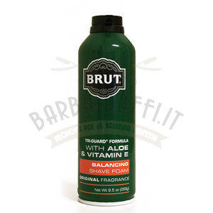 Brut Schiuma da Barba Original Aloe Vitamina E 275 ml