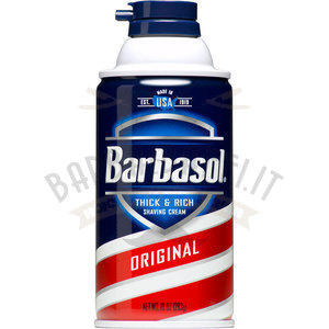 Schiuma Barba Barbasol Original 300 ml