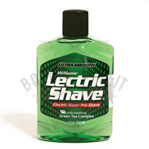 Williams Electric Pre Shave 207 ml