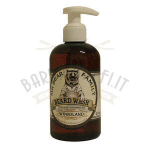 Beard Wash Woodland 250 ml Mr Bear Family