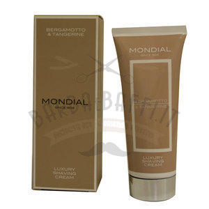 Mondial Crema da barba Bergamotto Tangerine 75ml