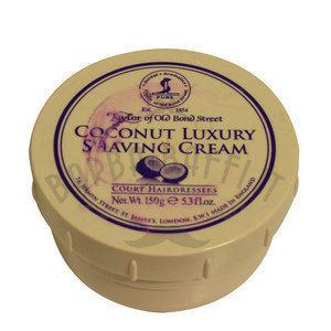 Crema da Barba Coconut Taylor ciotola 150 ml.