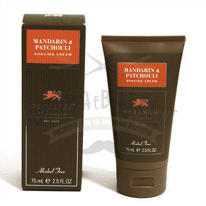 St. James Crema da Barba Tubo 75 ml Mandarin e Patchouli